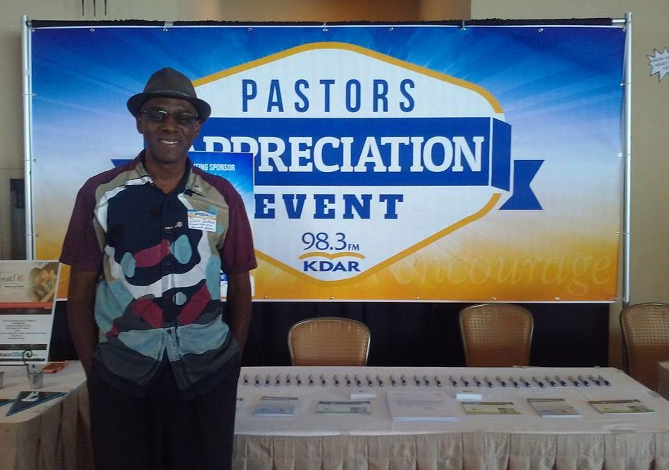 Pastors Appreciation Event